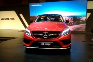 Mercedes GLE450 Coupe India Launch