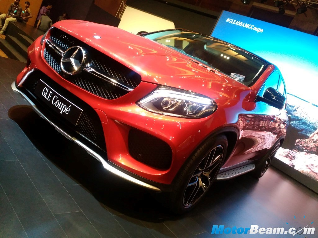 Mercedes GLE450 Coupe Price