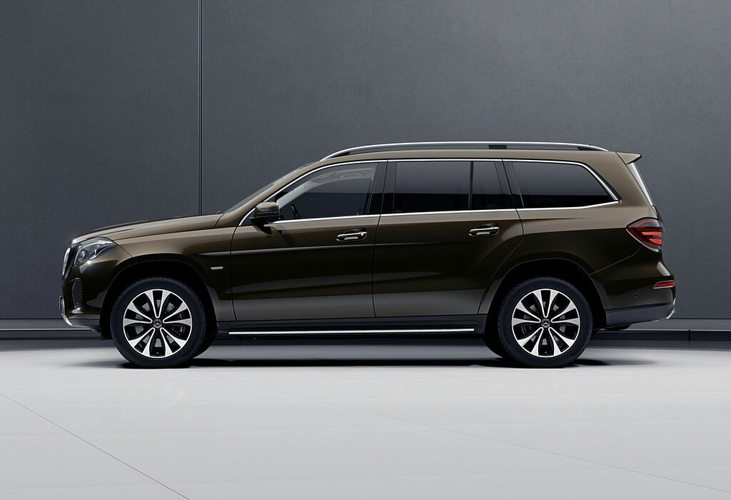 Mercedes GLS Grand Edition Specifications