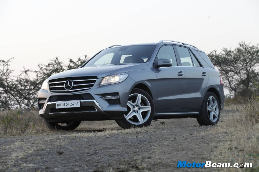 Mercedes M-Class Long Term Review