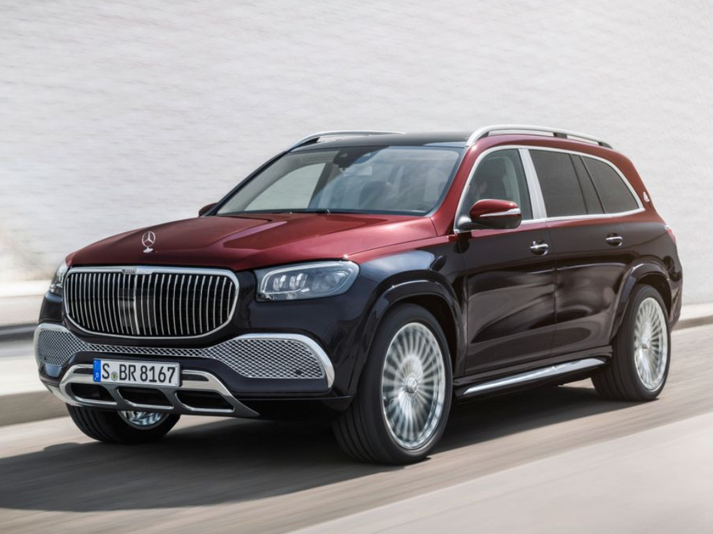 Mercedes-Maybach GLS Unveiled