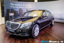 Mercedes-Maybach S600 Guard Price
