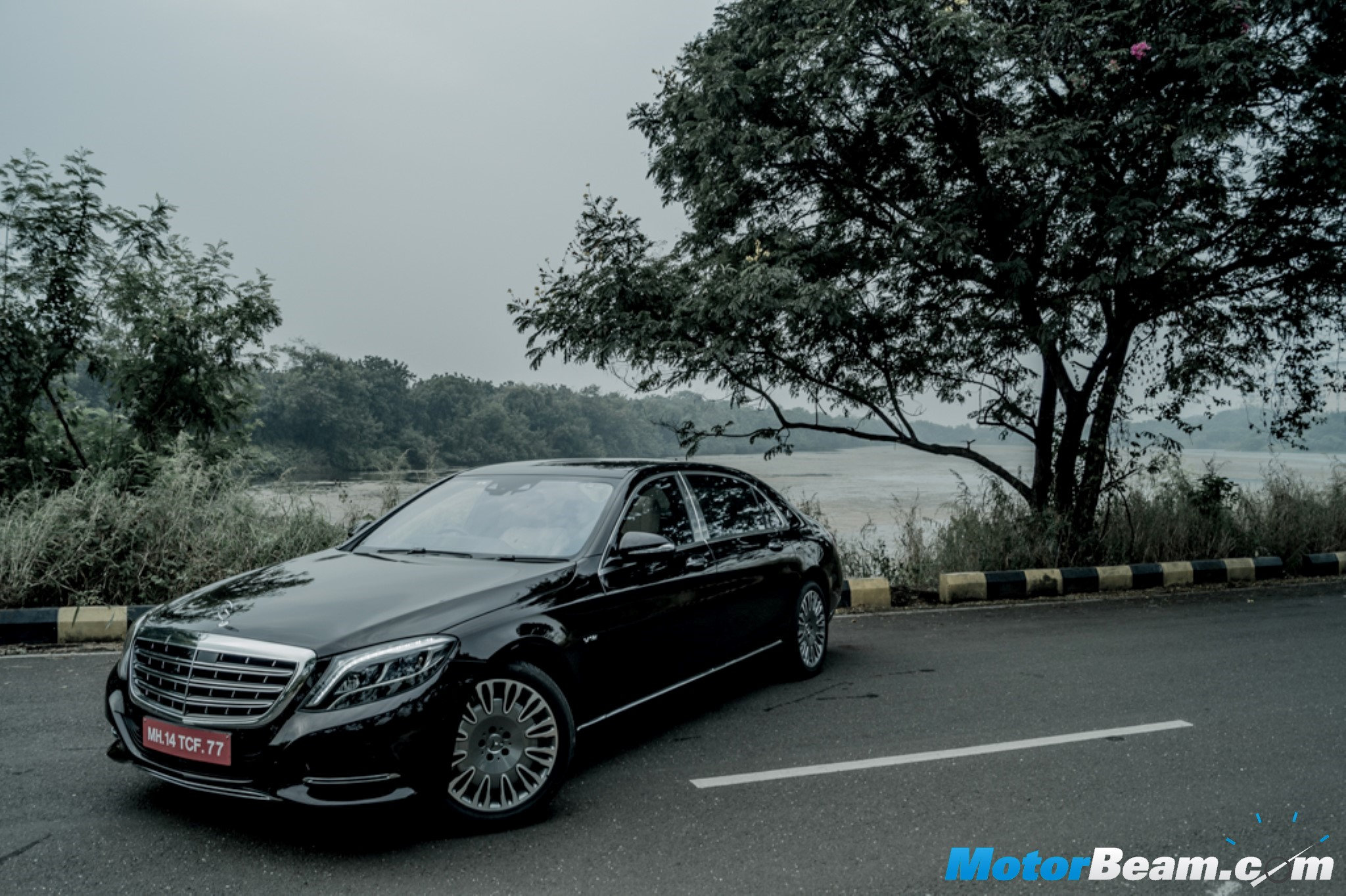 Mercedes-Maybach S600 Test Drive Review