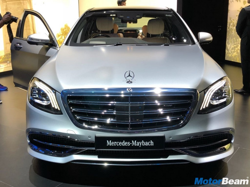 2018 Mercedes Maybach Price Starts From Rs 1 94 Crores