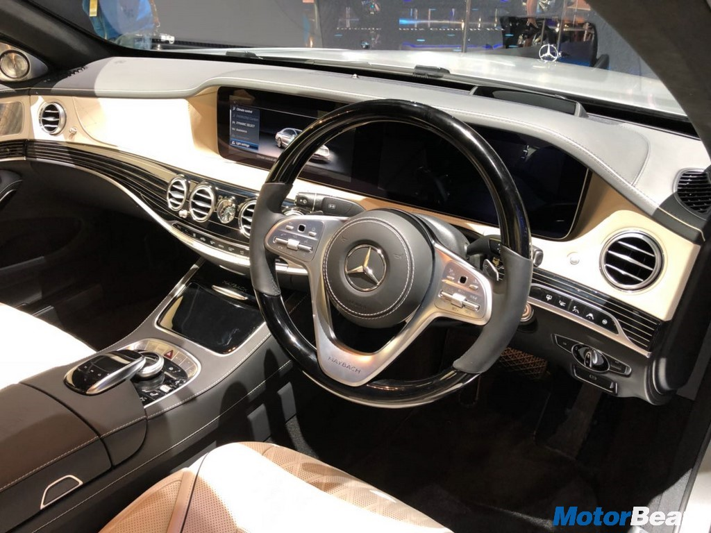 Mercedes-Maybach S650 2