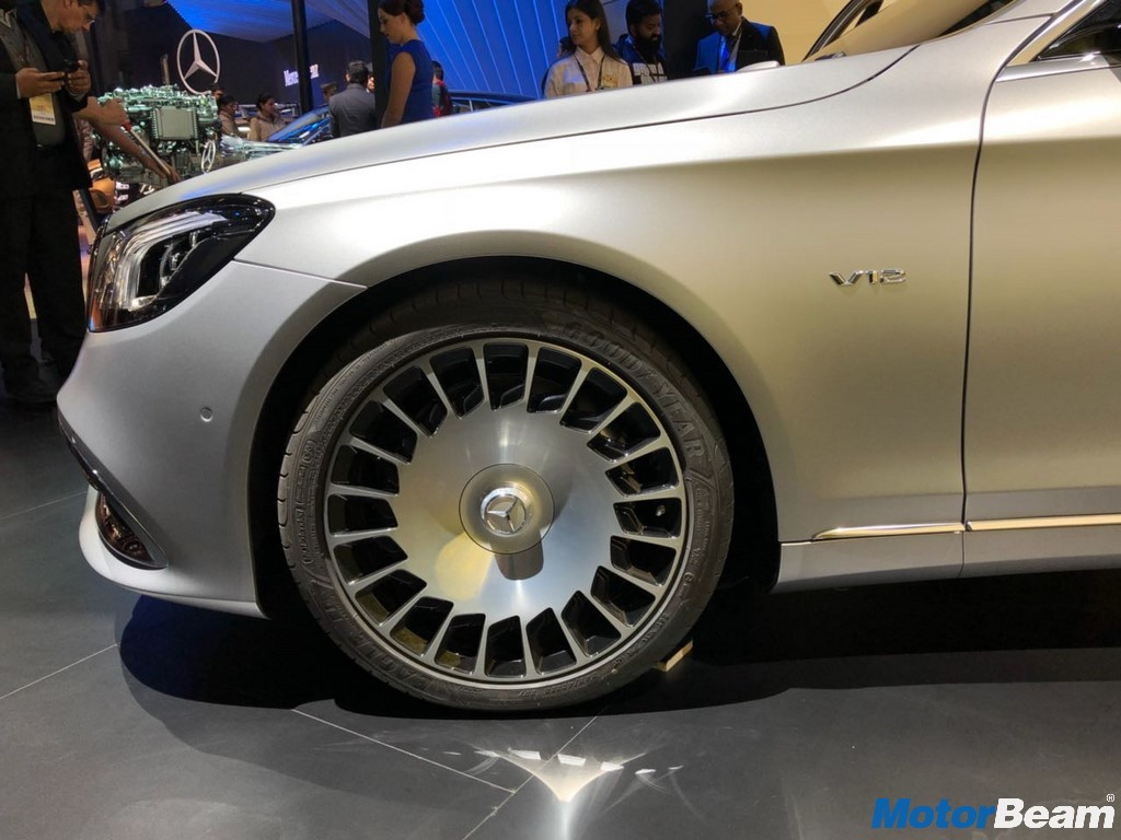 Mercedes-Maybach S650 5