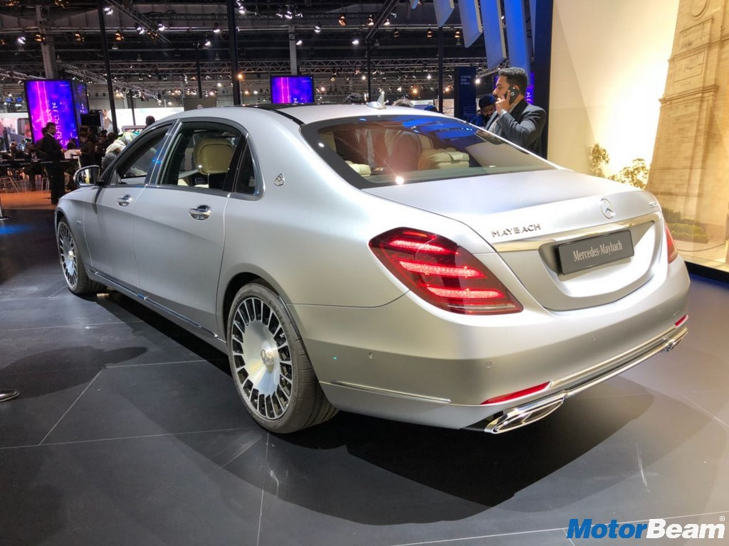 Mercedes-Maybach S650 8