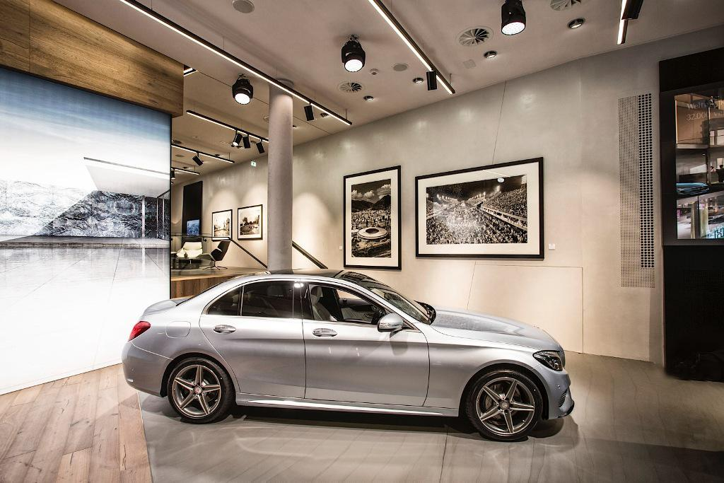 Mercedes Me Store Germany
