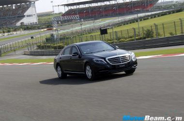 Mercedes S-Guard Review