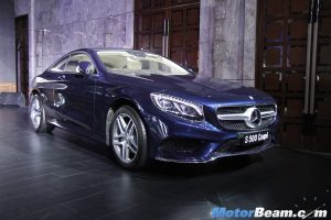 Mercedes S500 Coupe Price