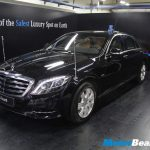 Mercedes S600 Guard Price