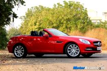 Mercedes SLK350 Test Drive Review