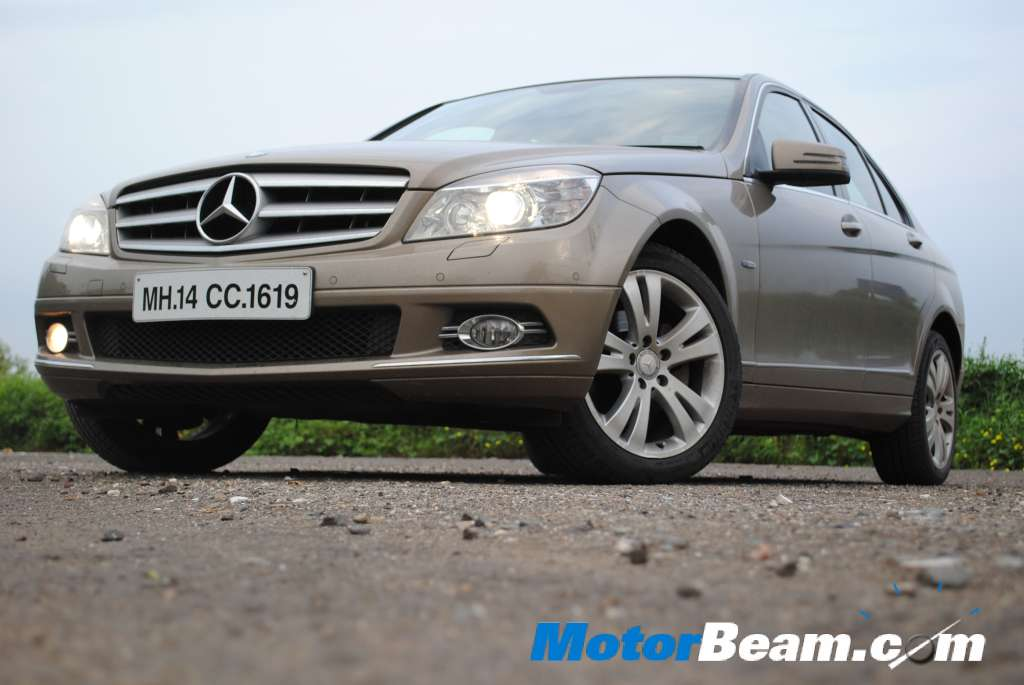 Mercedes C200 CGI Test Drive Review