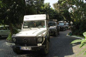 Mercedes G-Wagon Tour India