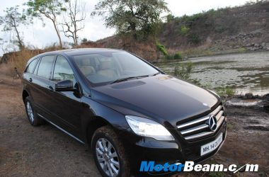 Mercedes R350 4Matic Review