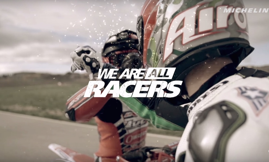 Michelin We Are All Racers Video