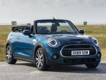 Mini Convertible Sidewalk Edition Price