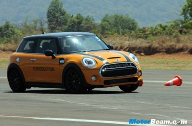 Mini Cooper S Dynamics Review