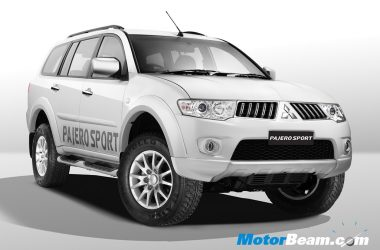Mitsubishi Pajero Sport Automatic Launched At Rs. 23.55 Lakhs