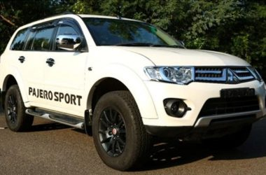 Mitsubishi Pajero Sport Limited Edition Launched, Priced At Rs. 25.60 Lakhs