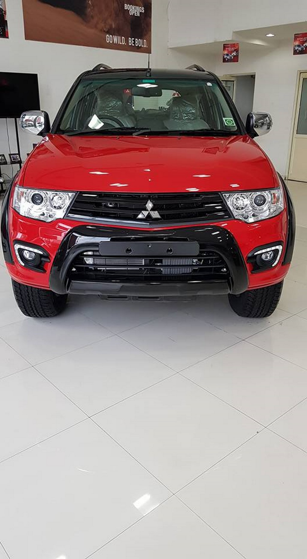 Mitsubishi Pajero Sport Select Plus Launched