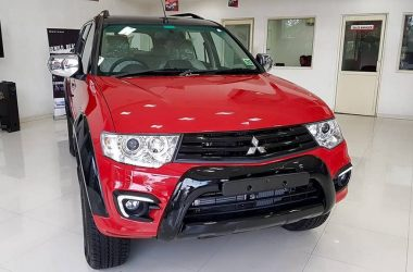 Mitsubishi Pajero Sport Select Plus Launched, Priced At Rs. 28.6 Lakhs