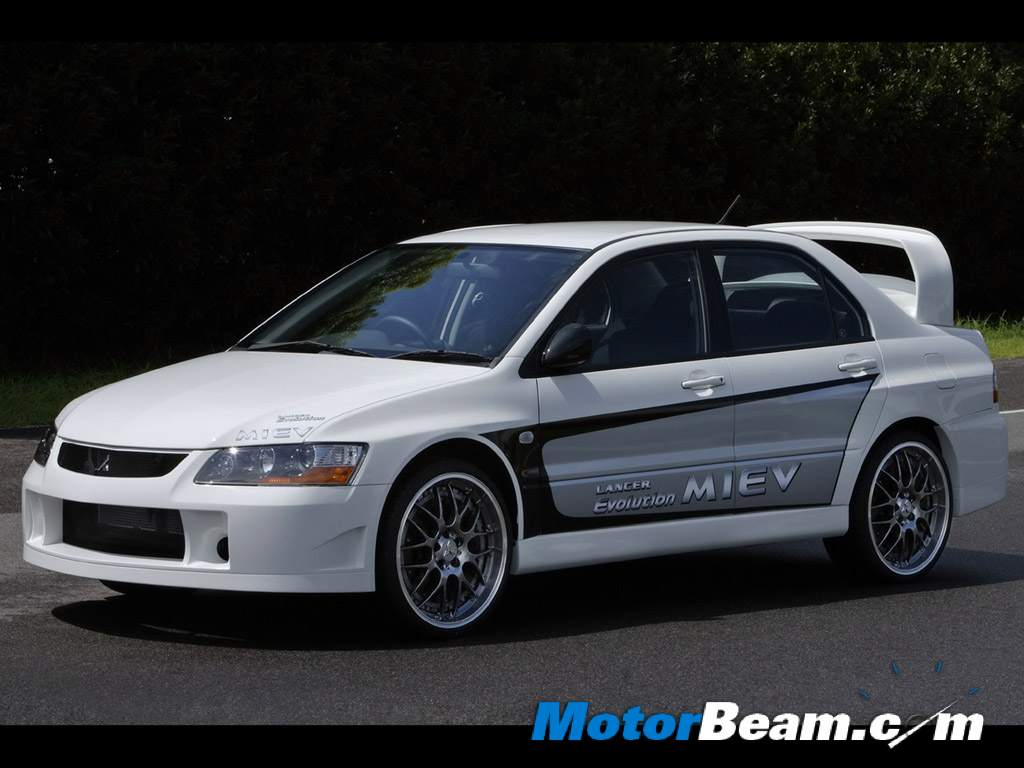 Mitsubishi Lancer Evolution To Go Hybrid