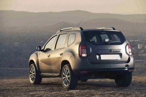 Modified Renault Duster