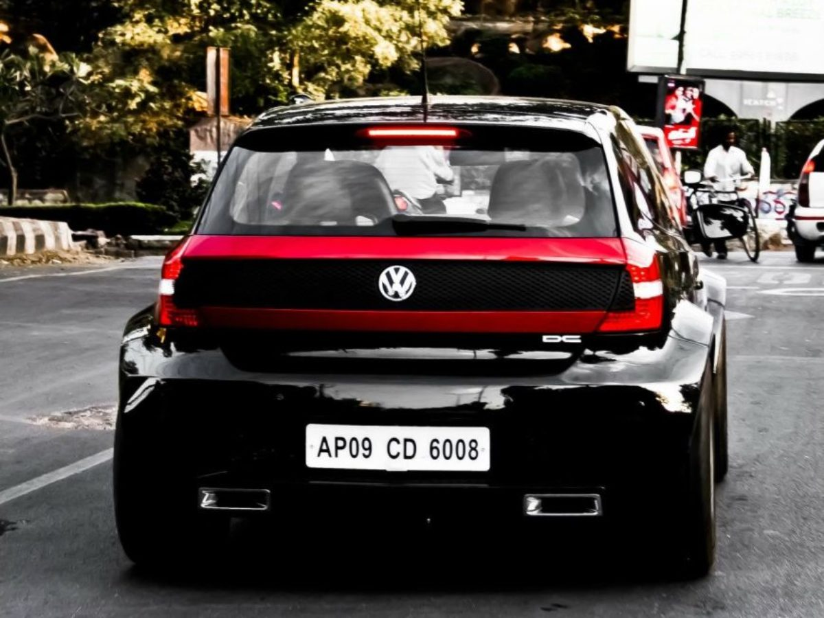 Volkswagen Polo Goes Under Dc Designs Knife