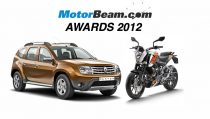 MotorBeam Awards 2012