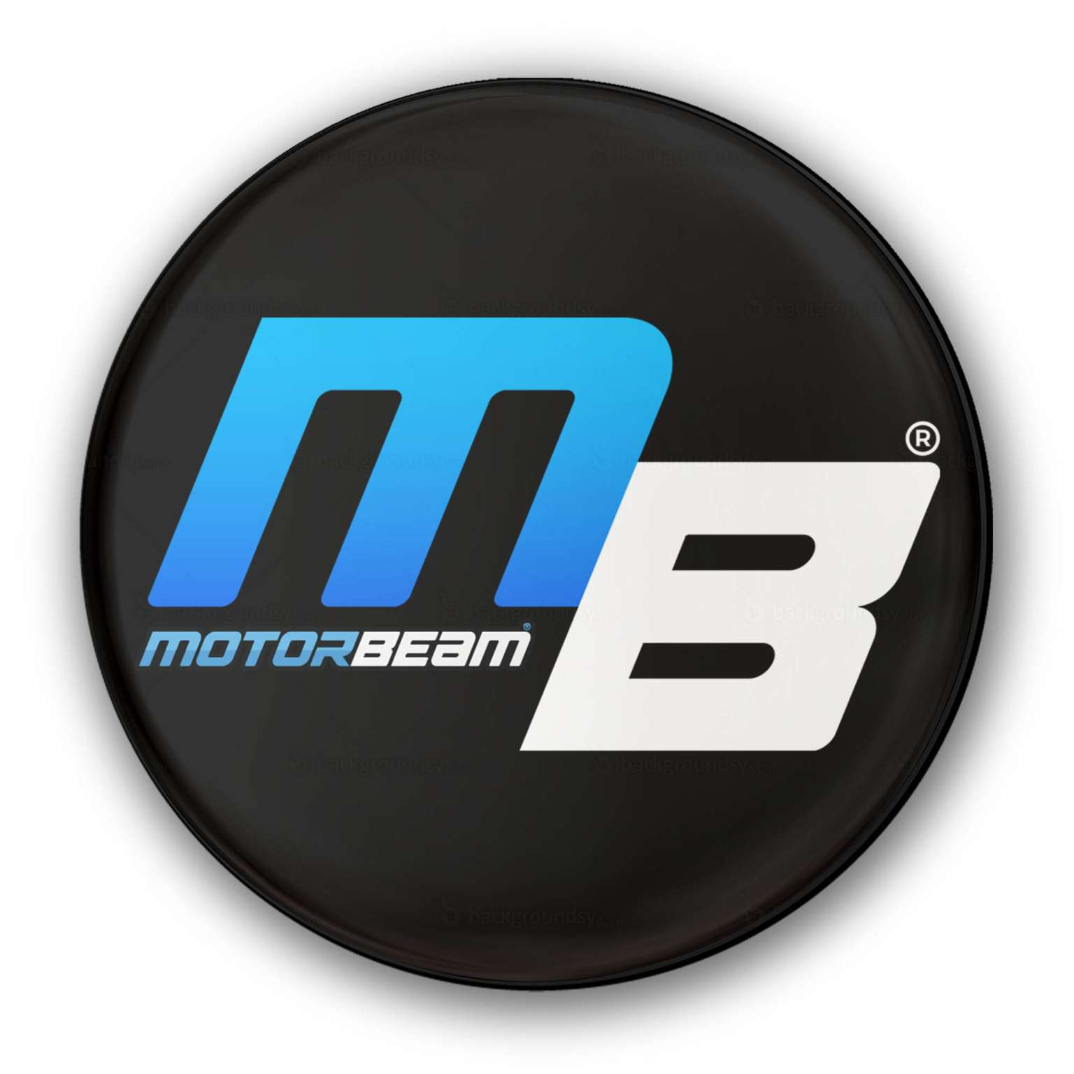 MotorBeam Badge
