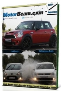 MotorBeam Magazine August 2012 Issue