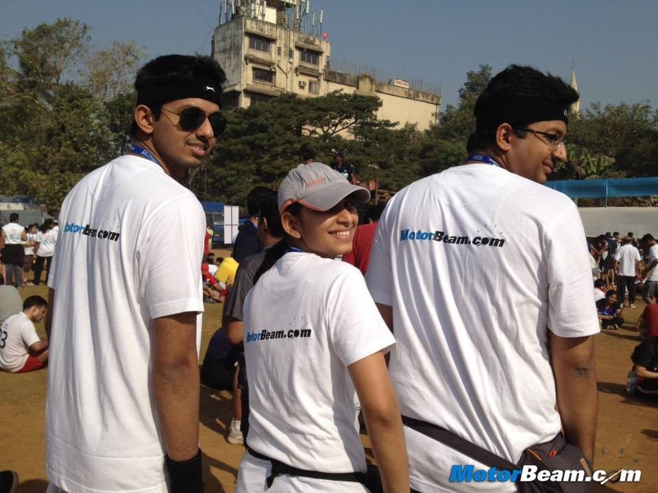 MotorBeam Marathon Runners