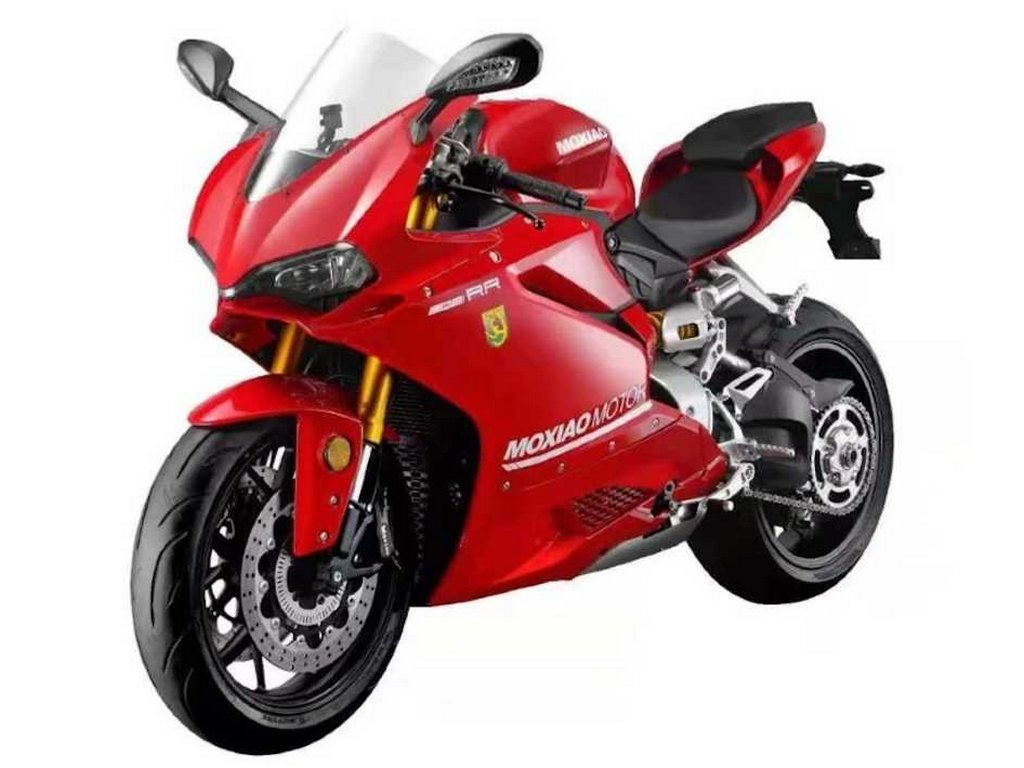 Moxiao 500RR Front