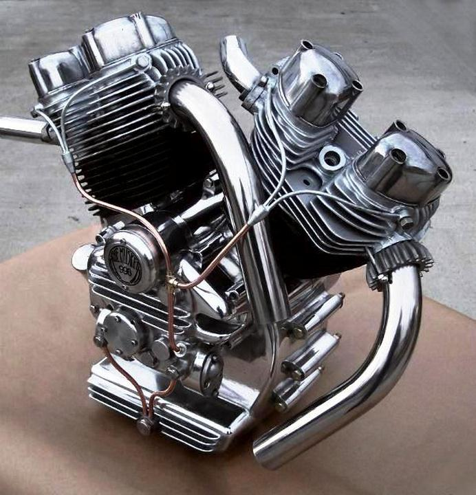 Musket V-Twin 998
