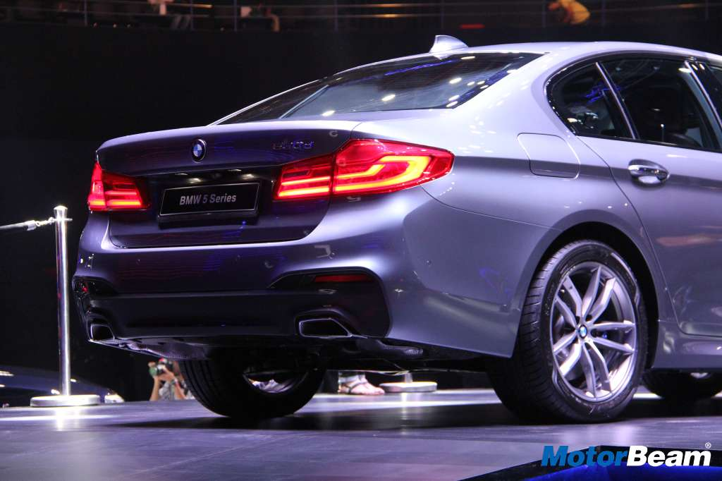 New BMW 5-Series India Launch
