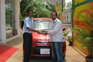 New Car Delivery i10