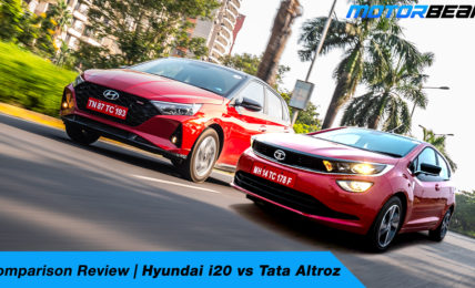 New Hyundai i20 vs Tata Altroz