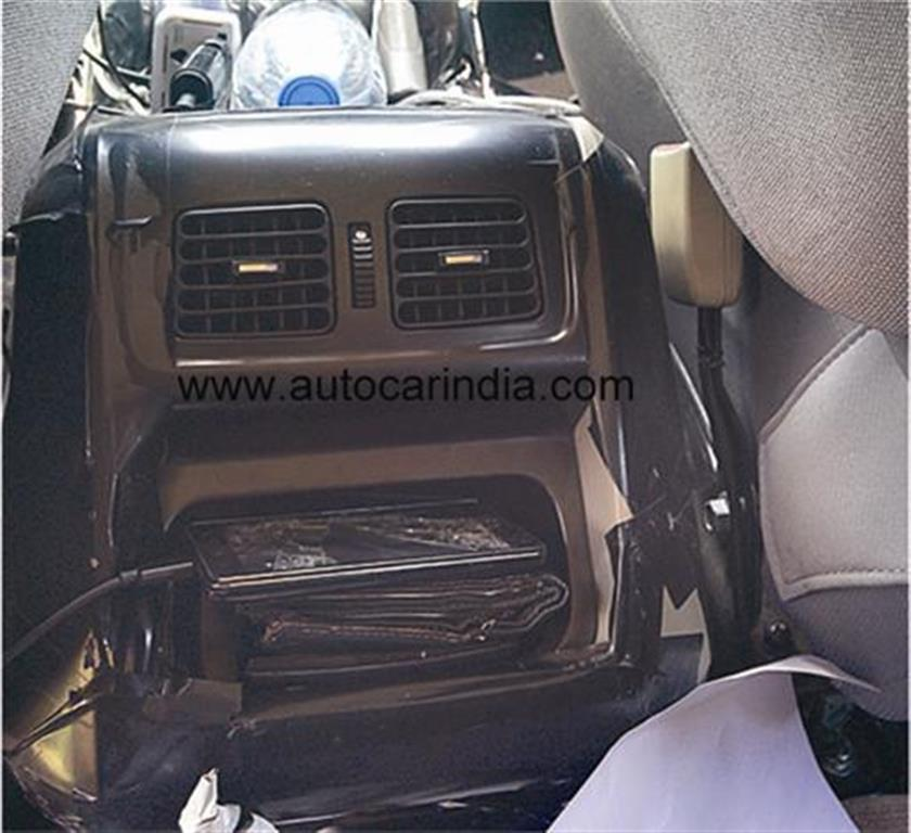 New Mahindra Scorpio AC Vents