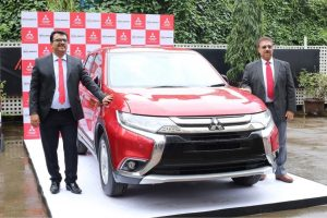 2018 Mitsubishi Outlander Launched, Priced At Rs. 31.95 Lakhs