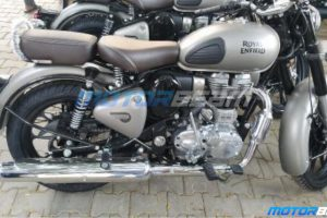 New RE Classic 350 BS6
