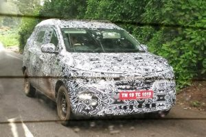 New Renault 7-Seater MPV