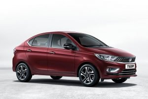 New Tata Tigor BS6