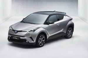 New Toyota C-HR Quarters