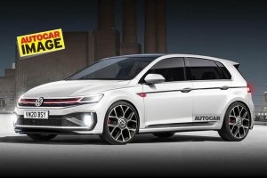 New Volkswagen Golf GTI India
