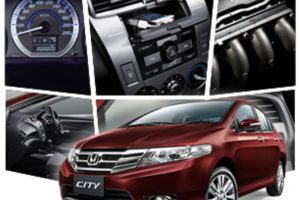 New 2012 Honda City