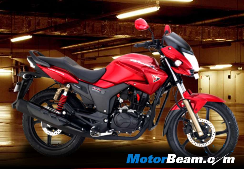 New Hero Honda Hunk Launched