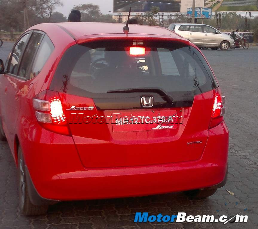 New Honda Jazz 1.5L