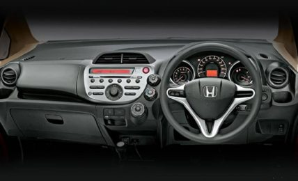 New Honda Jazz Interiors