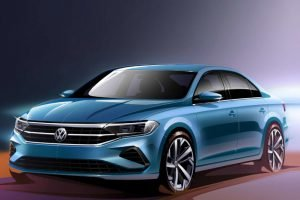Next-Gen VW Jetta Sketch